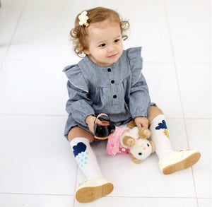 0-4Y Baby/ Kids Knee High Long Socks A3253L3