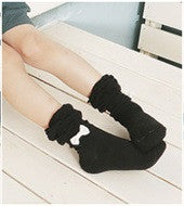 3-5Y Kids Knee High Long Socks A3254L2