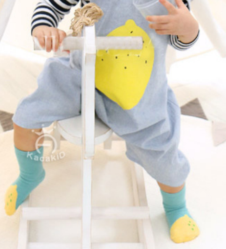 0-4Y Baby/ Kids Ankle Socks A325S2E