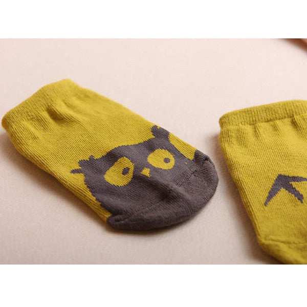 0-4Y Baby/ Kids Ankle Socks A325S2G