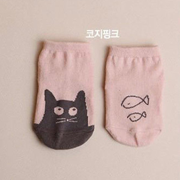 0-4Y Baby/ Kids Ankle Socks A325S2H