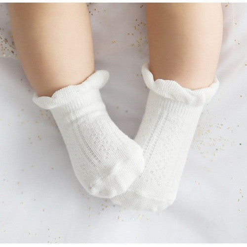 0-4Y Baby/ Kids Ankle Socks A325S3K