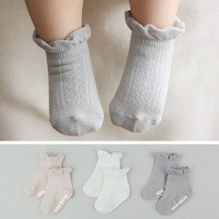 0-4Y Baby/ Kids Ankle Socks A325S3L