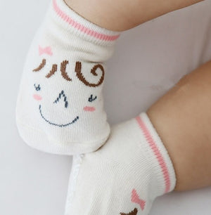 0-4Y Baby/ Kids Ankle Socks A325S6J