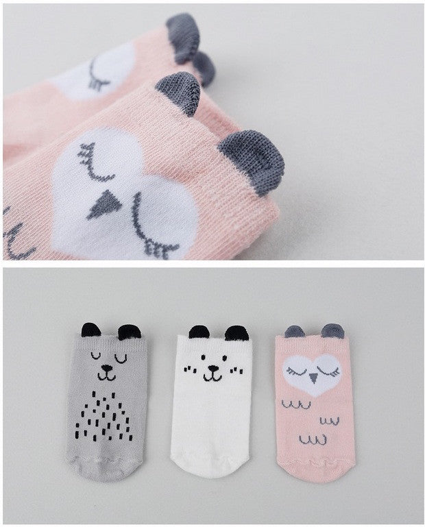 0-4Y Baby/ Kids Ankle Socks A325S7A