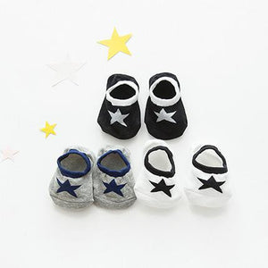 1-10Y Baby/ Kids Ankle Socks A325S7E/A325S7F/A325S7G
