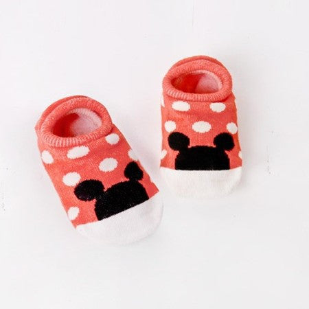 0-4Y Baby/ Kids Ankle Socks A325S7J