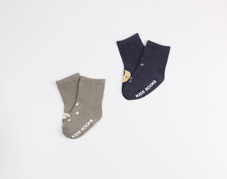 0-4Y Baby/ Kids Ankle Socks A325S7L