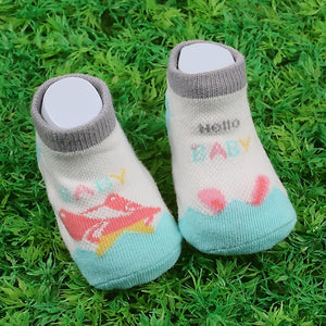 0-4Y Baby/ Kids Ankle Socks A325S9B