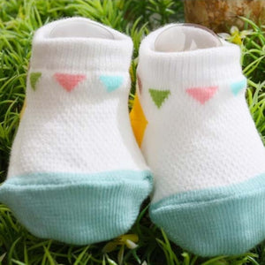 0-4Y Baby/ Kids Ankle Socks A325S9D