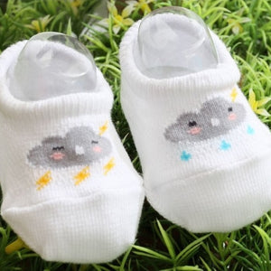 0-4Y Baby/ Kids Ankle Socks A325S9E