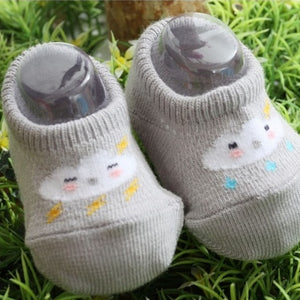 0-4Y Baby/ Kids Ankle Socks A325S9F