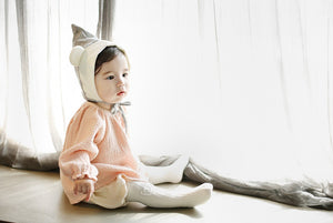 1-7Y Baby / Kids Grey Legging A327A11