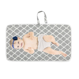 Portable Waterproof Diaper Changing Mat for Baby A60121E