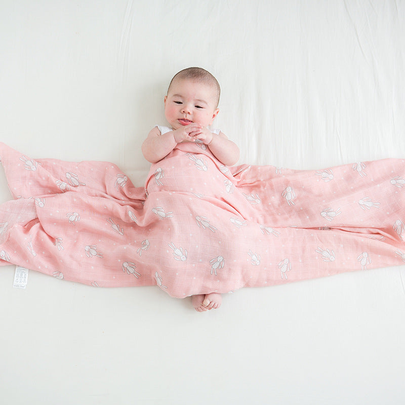 Muslin Tree Bamboo Cotton Swaddle A60201D