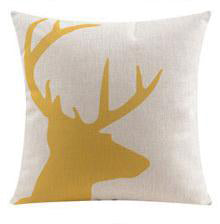 Flannel Double Sided Printed Cushion Covers A664A