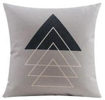 Flannel Double Sided Printed Cushion Covers A667F