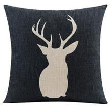Flannel Double Sided Printed Cushion Covers A670F