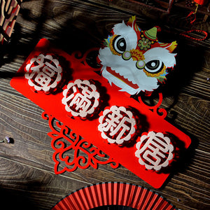 Lunar New Year Art and Craft Decoration DIY Pack A72232D