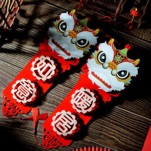 Lunar New Year Art and Craft Decoration DIY Pack A72232E