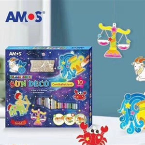 KOREA AMOS Sun Deco Suncatchers ACM1002B