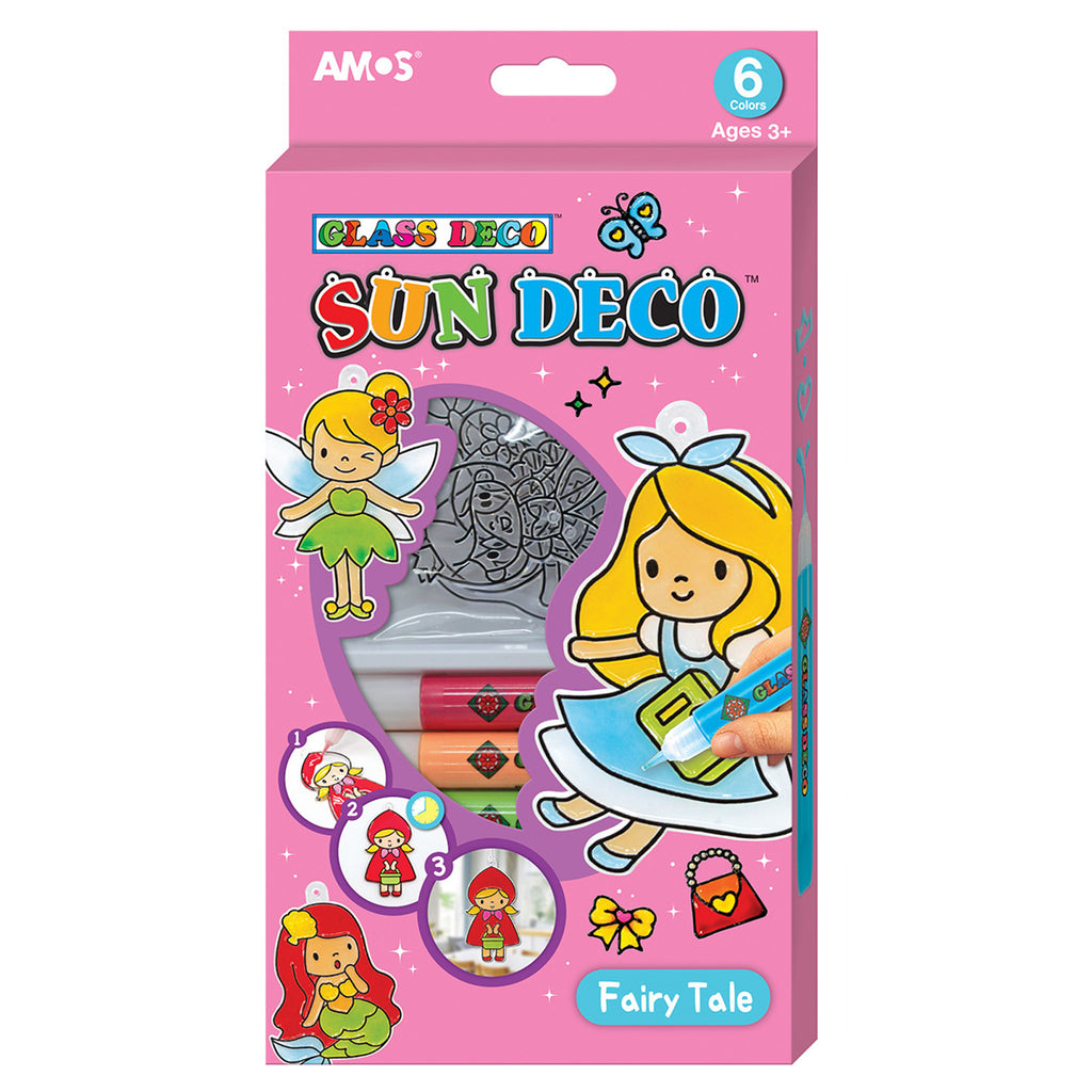 KOREA AMOS Sun Deco Suncatchers ACM1001B