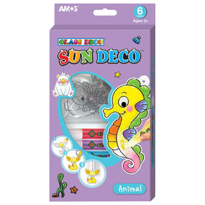 KOREA AMOS Sun Deco Suncatchers ACM1001D