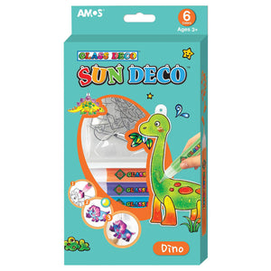 KOREA AMOS Sun Deco Suncatchers ACM1001F