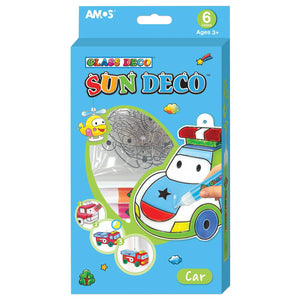 KOREA AMOS Sun Deco Suncatchers ACM1001E