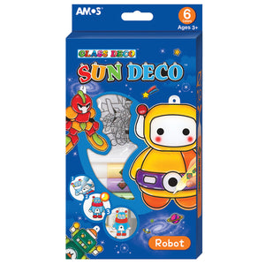 KOREA AMOS Sun Deco Suncatchers ACM1001A