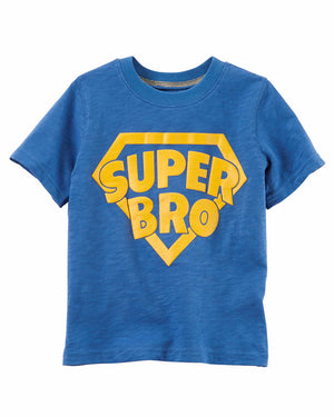 Super Bro Baby Top B10411A