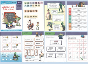 Children Activity Book BK1021F