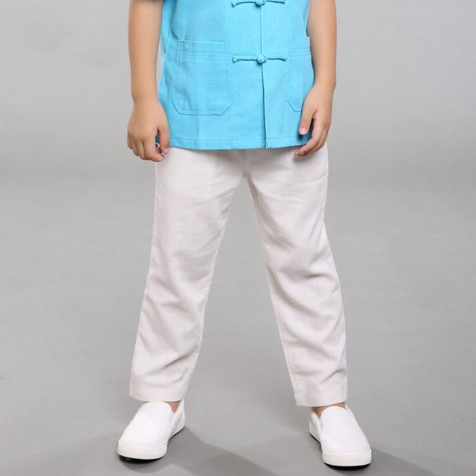 2-10Y Boys Formal Pants A100C39C
