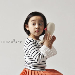 Chateau Bebe Lunchpack Stripes Blouse CH306