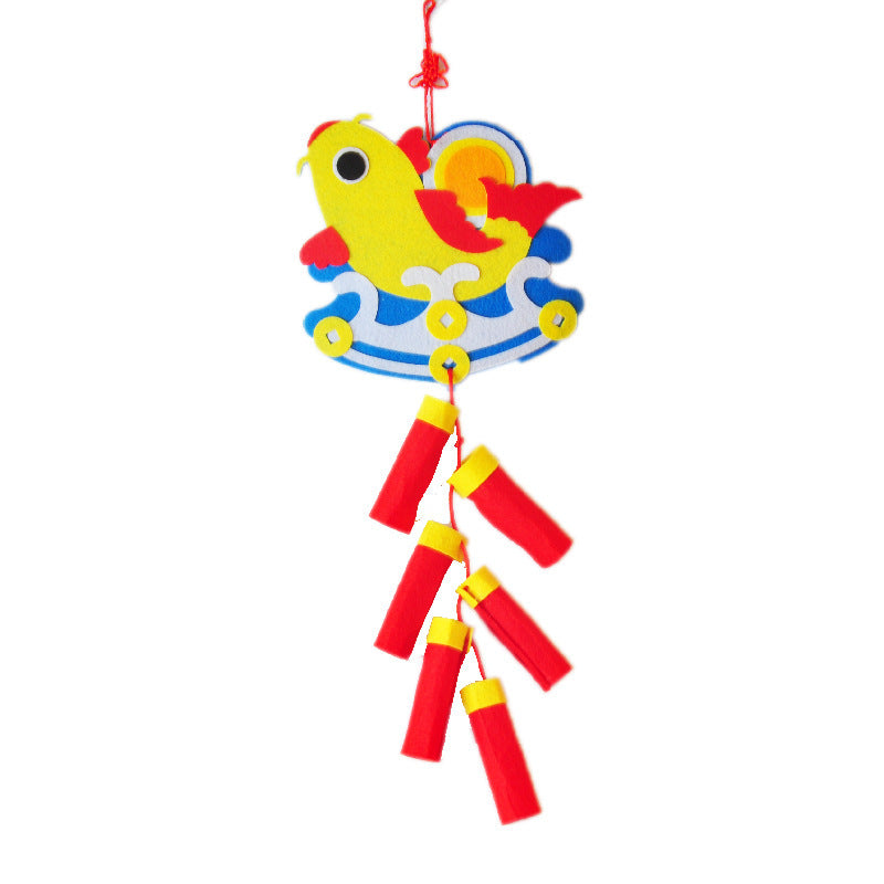 Lunar New Year Art and Craft Decoration DIY Pack CNY1003F ...