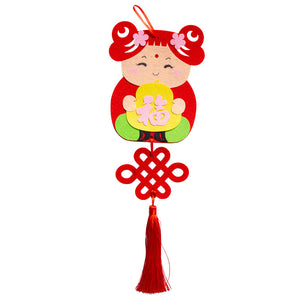 Lunar New Year Art and Craft Decoration DIY Pack CNY1003L