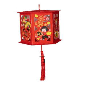 Lunar New Year Art and Craft Decoration DIY Pack CNY1007A