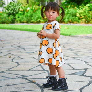 Chateau Bebe Oranges Dress CH412