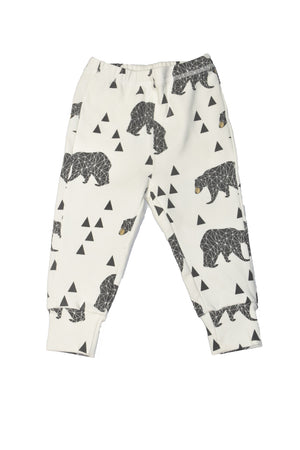 Chateau Bebe Geometric Bears Harem Pants CH201