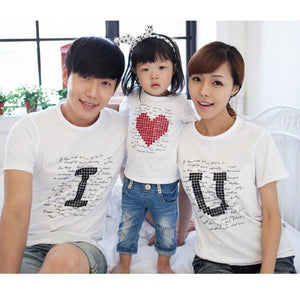 Family Wears I love U F103