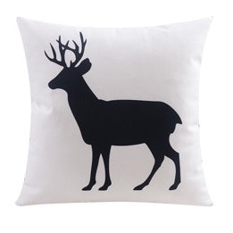 Flannel Double Sided Printed Cushion Covers FA654A