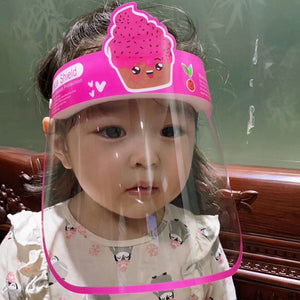 (Pre-Order) Children Transparent Face Shield