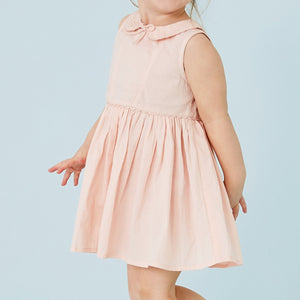 Sweet Collar Cotton Dress G20132F