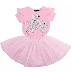 Girls 101 Dalmatians Dress G20134A