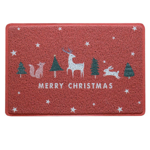 Christmas PVC Door Mat H8021A