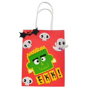 Halloween DIY treat bags / favor bags HLW1001B