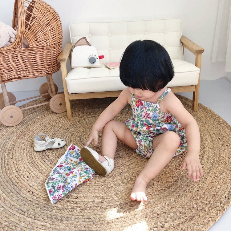 Baby Floral Romper A40312F