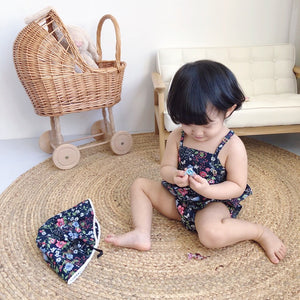 Baby Floral Romper A40312E
