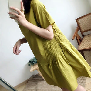 Women Avocado Khaki Dress W2011K