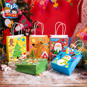 Make your own Christmas Bag DIY Set